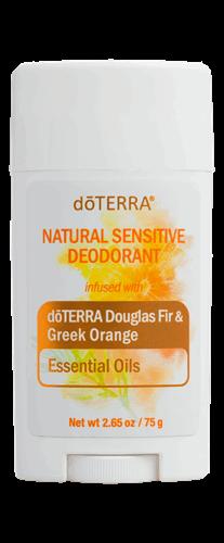 dōTERRA Deodorant angereichert mit Douglas Fir und Greek Orange