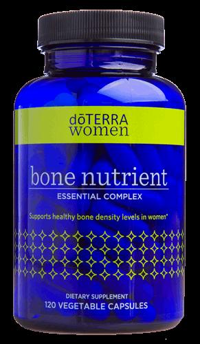 Knochennährstoff-Komplex für Frauen