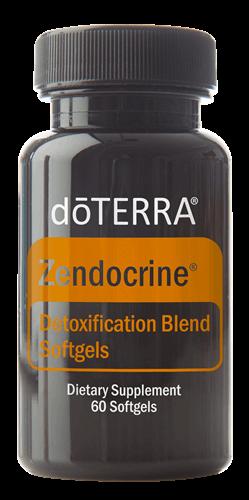 Zendocrine® Softgels Mischung für den Neubeginn